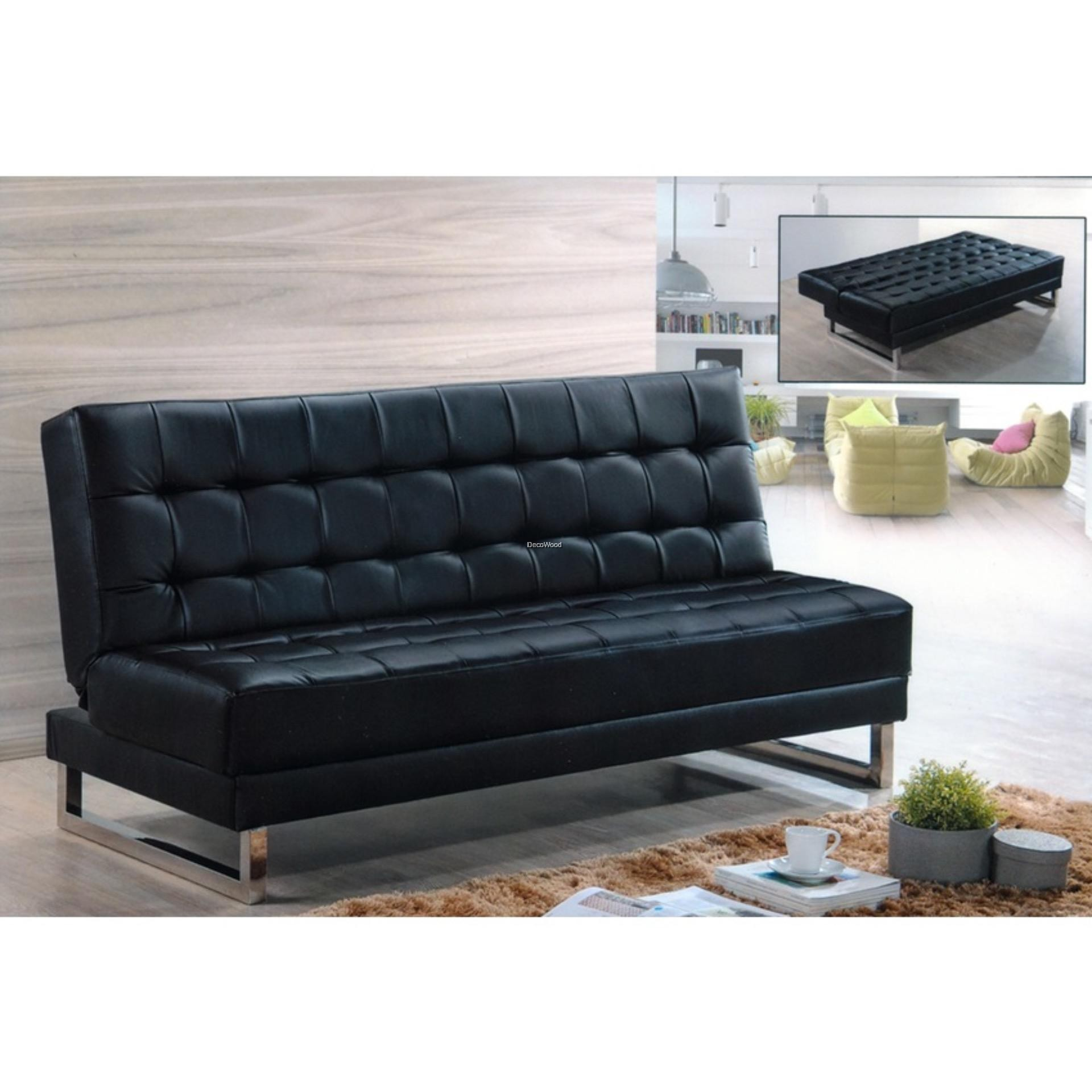 Fantastic Sabrina Good Leather Sofa Bed Black Andrewgaddart Wooden Chair Designs For Living Room Andrewgaddartcom