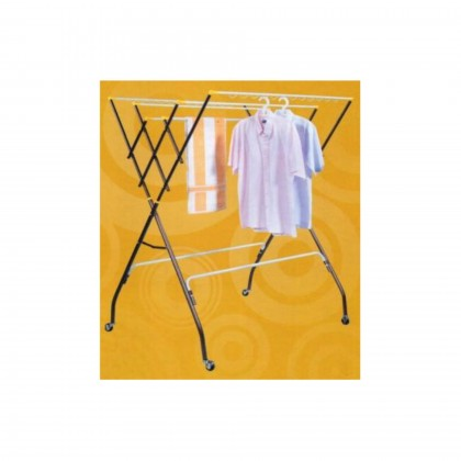 3V Anti-Rust Outdoor Clothes Hanger Dryer (6 Bars) H1550 x W1270 x D1235mm