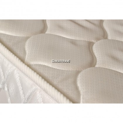 8 inch Semi-Firm Bonnell Spring Queen Size Mattress