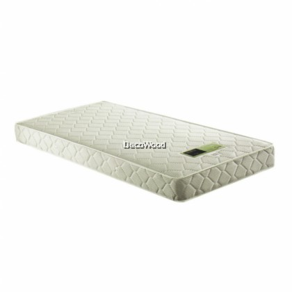 King Koil 100Plus 6 inch Chiropractic Coil Mattress Single