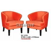 Hutton Michael Wing Chair / Sofa / Arm Chair Full Fabric
