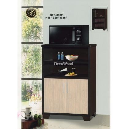 Kitchen Cabinet Rack / Microwave Oven Cabinet / Cabinet Storage Kitchen L700MM X H1100MM X W400MM