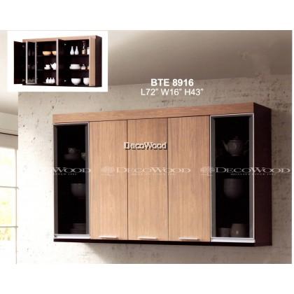 Storage Cabinet / Rack Cabinet / Multi-Purpose Cabinet / Rak Pinggan Mangkuk / Kitchen Cabinet L1800MM X W400MM X H1000MM