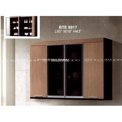 Kitchen Cabinet / Storage Cabinet / Multi-Purpose Cabinet / Rack Pinggan Mangkuk  L1500MM X W400MM X H1000MM