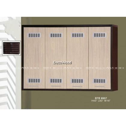 4 DOOR KITCHEN CABINET / STORAGE CABINET / MULTI-PURPOSE CABINET / RACK CABINET L1500MM X H1000MM X W400MM
