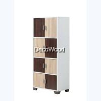 Multi-Compartment Book Shelf / Multi-Purpose Cabinet / File Cabinet / Storage Cabinet / Filing Cabinet  / Office Cabinet / Office Rack / Office System Cabinet H1460 W610 D395MM