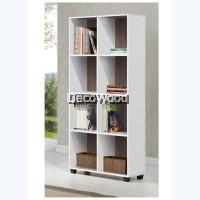 Multi-Compartment Book Shelf / Multi-Purpose Cabinet / File Cabinet / Storage Cabinet / Filing Cabinet  / Office Cabinet / Office Rack / Office System Cabinet H1745 W807 D300MM