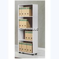 Multi-Compartment Book Shelf / Multi-Purpose Cabinet / File Cabinet / Storage Cabinet / Filing Cabinet  / Office Cabinet / Office Rack / Office System Cabinet H1745 W604 D300MM