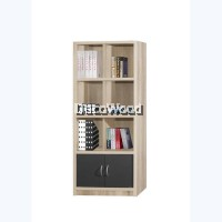 Multi-Compartment Book Shelf / Multi-Purpose Cabinet / File Cabinet / Storage Cabinet / Filing Cabinet  / Office Cabinet / Office Rack / Office System Cabinet H1800 W800 D358MM