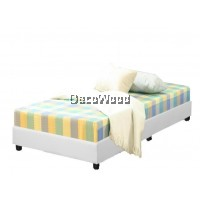 Jenny Swiss Foundation Divan Solid Divan Bed Bedframe Katil - Single Size L1900MM X W900MM