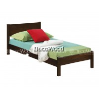 SIMPLE WOODEN BED / WOODEN BED BED / ADULT BEDFRAME / LARGE BED / HOMESTAY BED / MASTER BEDROOM BED / KATIL KAYU
