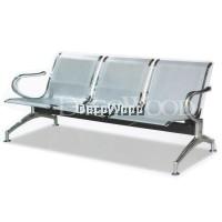 Haley Joy Waiting Area 3-Seater Link Cushion Chair/Hall Chair/Clinic Chair/Office Chair/ Waiting Area Chair/Smoking Area Chair/Bench/Waiting Bench L1830MM X D640MM X H760MM