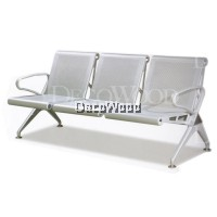 Emery Farryn Waiting Area 3-Seater Link Cushion Chair/Hall Chair/Clinic Chair/Office Chair/ Waiting Area Chair/Smoking Area Chair/Bench/Waiting Bench L1740MM X D680MM X H770MM