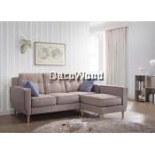 Jose L-Shape Fabric Sofa L1900MM X W890MM X H970MM