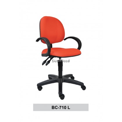 Typist Chair / Basic Seating / Office Chair / Study Chair W690MM X D660MM X H870MM-970MM