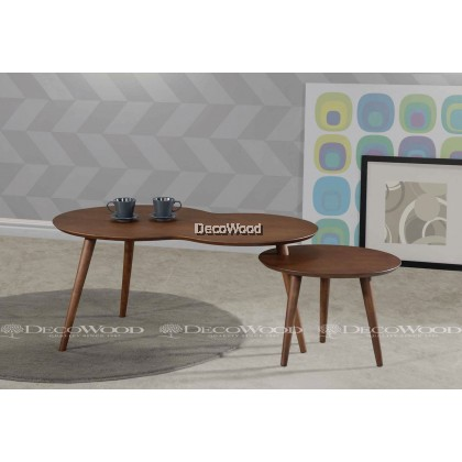2 In 1 Coffee Table Living Room Table Hall Table Tea