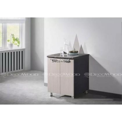 """Kitchen Cabinet / Kitchen Rack / Kitchen Storage With Mosaic Top H33"""" X L24"""" X W24"""""""
