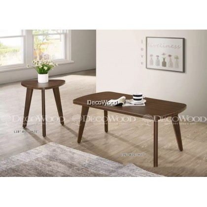 Coffee Table / Living Room Table / Hall Table / Tea Table / Side Sofa Table / Meja Kopi / Meja Ruang Bilik Office