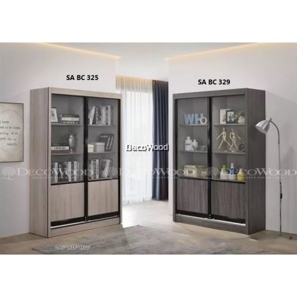 Book Case / Book Shelf / Book Cabinet / Book Rack Multi-Purpose Display Cabinet / Storage Cabinet