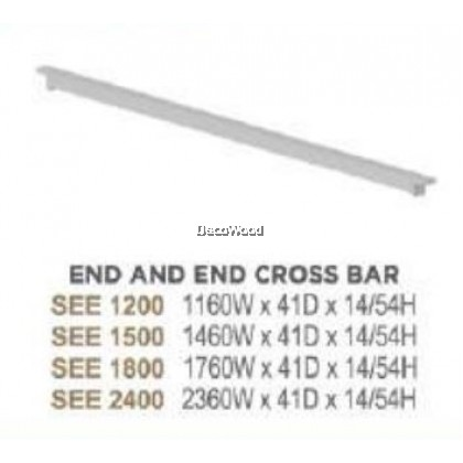 End End Cross Bar / Middle S Tube / Leg Stand / Accessories / Middle S Leg / S Leg