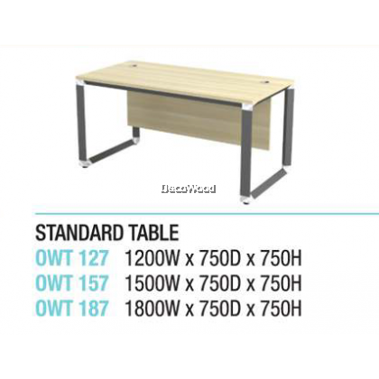Standard Table / Office Table / Office Meeting / Table Writing / Table Director / Table Dining / Table Discussion / Office Desk