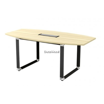 Boat Shape Conference Table / Oval Conference Table / Executive Table / Standard Table / Office Table / Office Meeting / Table Writing / Table Director / Table Dining / Table Discussion / Office Desk