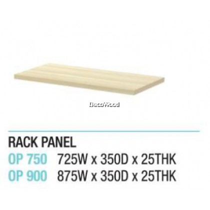 Rack Panel / Wooden Front Panel / Cabinet Surface Panel / Top Connection / Side Connection / Table / Computer / Accessories