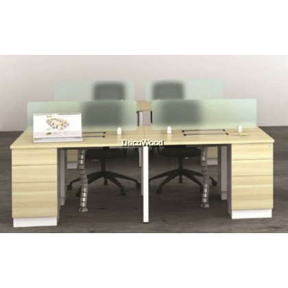 Workstation Set / Office Desk / Table
