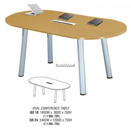 Oval Conference Table / Office Table / Office Meeting / Table Writing / Table Director / Table Clerk Table Staff/ Table Dining / Table Resting / Table Staff