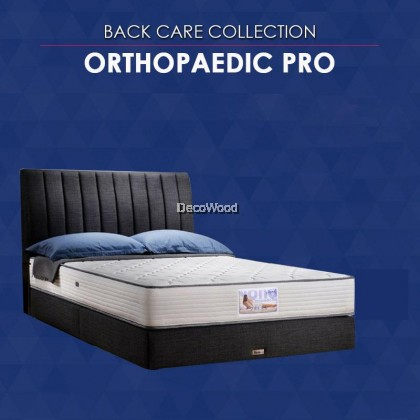 *2019 New Arrival* Vono Back Relaxer ll Ristretto - Swiss Foundation Divan BEDFRAME ONLY ( 2 Years Warranty By Vono)