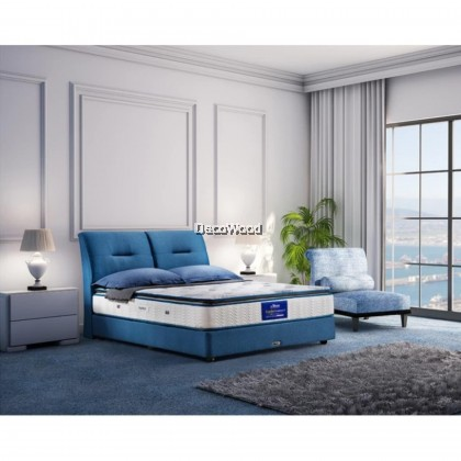 *2019 New Arrival* Vono ErgoBed Comfort 1 Mattress Only ( 15 Years Warranty By Vono), Pocketed Intalok Spring 1200, Size: 11' Top to Bottom