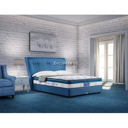 *2019 New Arrival* Vono Ergo Bed Comfort 2 Santorini - Swiss Foundation Divan BEDFRAME ONLY ( 2 Years Warranty By Vono )
