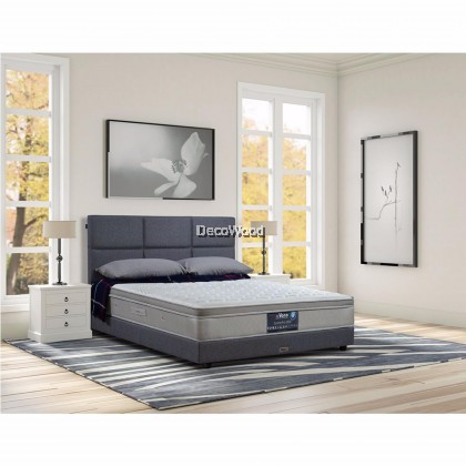 "*2019 New Model* Vono SpinePro 800 Mattress (15 Years Warranty), Intalok Spring 800, Exclusive SilverGuard™ Treated Fabric, Size: 10"" Top to Bottom"