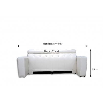 *NEW ARRIVAL* SpinaHealth by Goodnite Luxury Celiny Bedframe, Solid Mix Wood Divan/Bed Frame, Queen & King Size