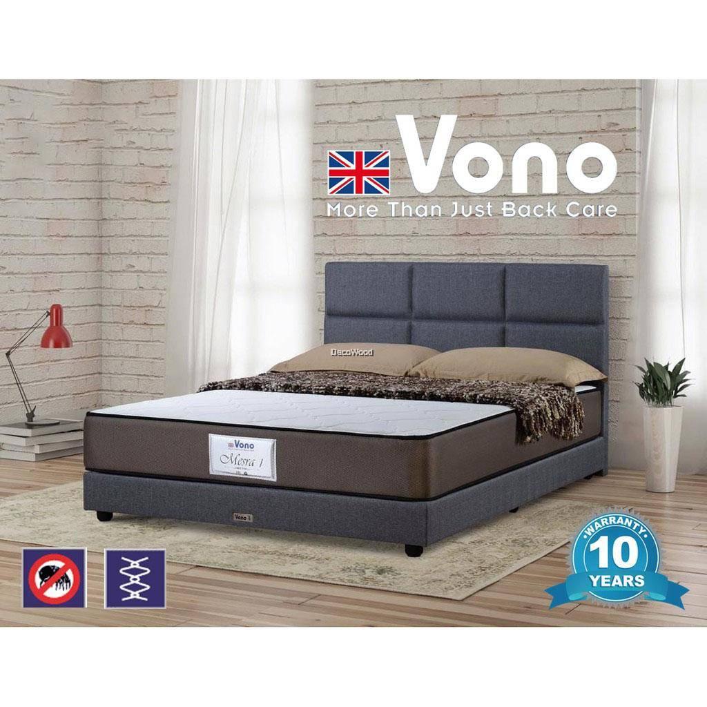 Vono Mesra 1 Mentari Orthomax Full Bed