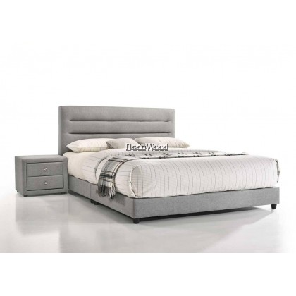 Autumn Series Swiss Foundation Divan / Solid Divan Bed / Bedframe / Katil Hotel / 5 Star Hotel Bed