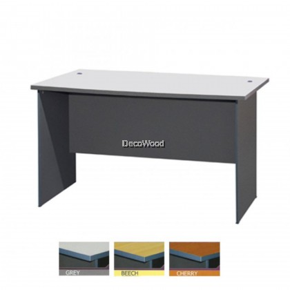 4-Feet Thick Table Top Office Table Writing Desk Study Table Writing Table Office System L1200MM X D700MM X H745MM