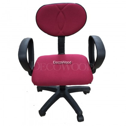 3V Low Back Adjustable Office Chair Boss Chair Admin Chair Swivel Chair