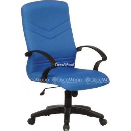 Adjustable Medium Back Office Chair / Executive Chair / Boss Chair / Admin Chair / Swivel Chair W625MM X D680 X H1010MM-1110MM