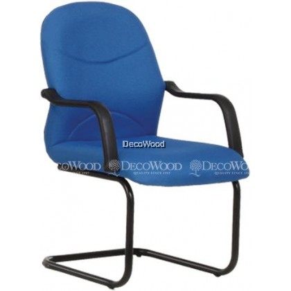 Office Chair / Non-Swivel Visitor Chair / Conference Chair / Meeting Room Chair W650MM X D680MM X H945MM