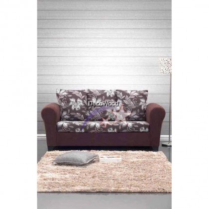 3-Seater Fully Fabric Sofa Lounge Chair Relax Sofa Hall Sofa Hall Chair TV Chair TV Sofa L1780MM X W890MM X H790MM
