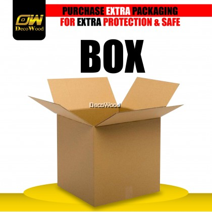 Extra Box / Cover Packaging for Better Protection