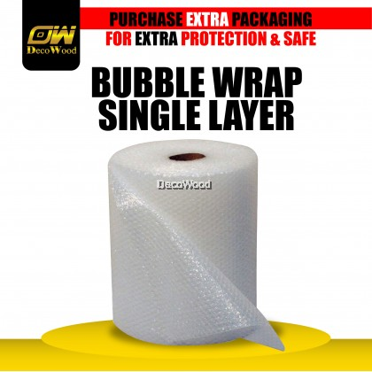 Bubble Wrap Packing for Better Protection