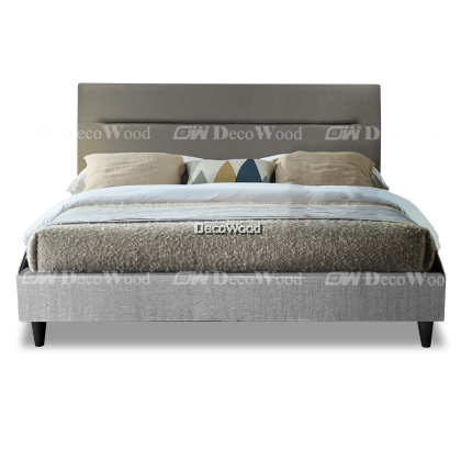 *Latest Promotion* Arissto Pacamaria Bed Leather Swiss Foundation Divan / Leather Divan / Solid Divan Bed / Bedframe Katil / Hotel Bed / Katil Bed Frame / Divan Only AS PF