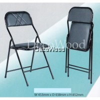 2 UNITS 3V Foldable Leisure Relax Chair With Cushion Good Quality/Study Chair/Dining Chair/Office Chair/Lounge Chair/Home Chair/Children Chair/Kids Chair/Hall Chair