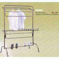 3V 10 Bars Outdoor Anti-Rust Clothes Hanger/Clothes Dryer/Outdoor Hanger/Outdoor Dryer/Towel Hanger/Panties Hanger/Pants Hanger/Shirt Hanger/Baju Hanger L1278MM X W592MM X H1785MM Pre Order 2 Week