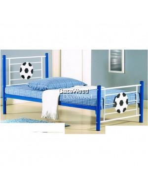 Cartoon Kids Single Size Metal Bedframe/Single Metal Bed/Baby Bed/Single Bed/Kids Bedframe/Children Bed/Adult Bedframe/Large Bed/Homestay Bed/Master Bedroom Bed/Katil Besi Kuat Pre Order 1 Week