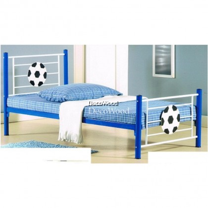 Cartoon Kids Single Size Metal Bedframe/Single Metal Bed/Baby Bed/Single Bed/Kids Bedframe/Children Bed/Adult Bedframe/Large Bed/Homestay Bed/Master Bedroom Bed/Katil Besi Kuat Pre Order 1 Week