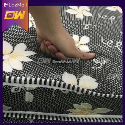 Dr.Latex 5 Inch Latex Foam Posture Mattress ( Random Flower Color ) / Single Mattress / Tilam - Single Size