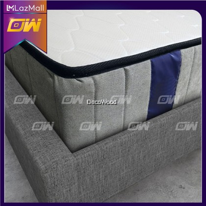 Dr.Latex Supremo 8 Inch Latex Foam Swiss Technology Mattress / Nap Mattress / Sleep Mattress / Mattress